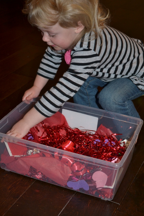 valentine box play