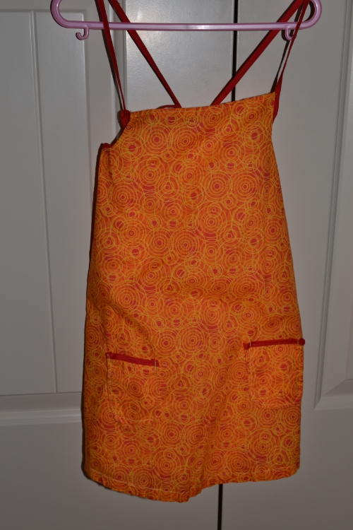 Sewing Week Update: The Solar Dress