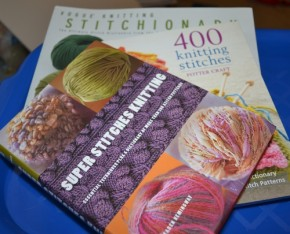 stitch pattern books