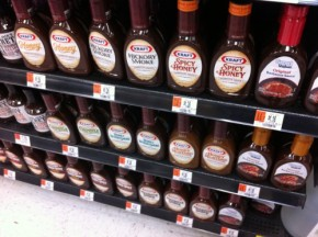 kraft bbq sauce walmart