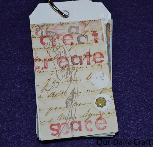 create space tag