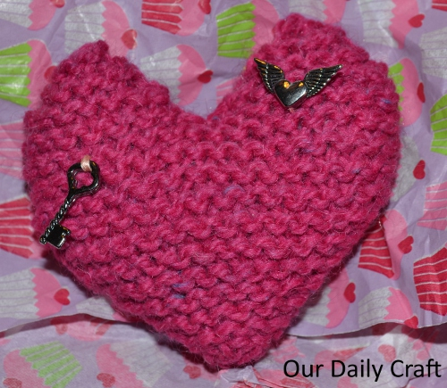 A Valentine from a Knitter