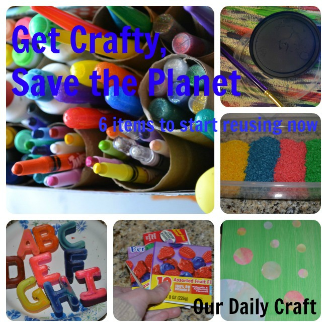 craft to save the planet
