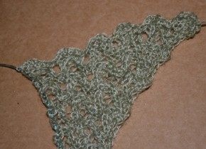 lace knitting magic